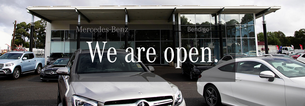 Welcome to Mercedes-Benz Bendigo